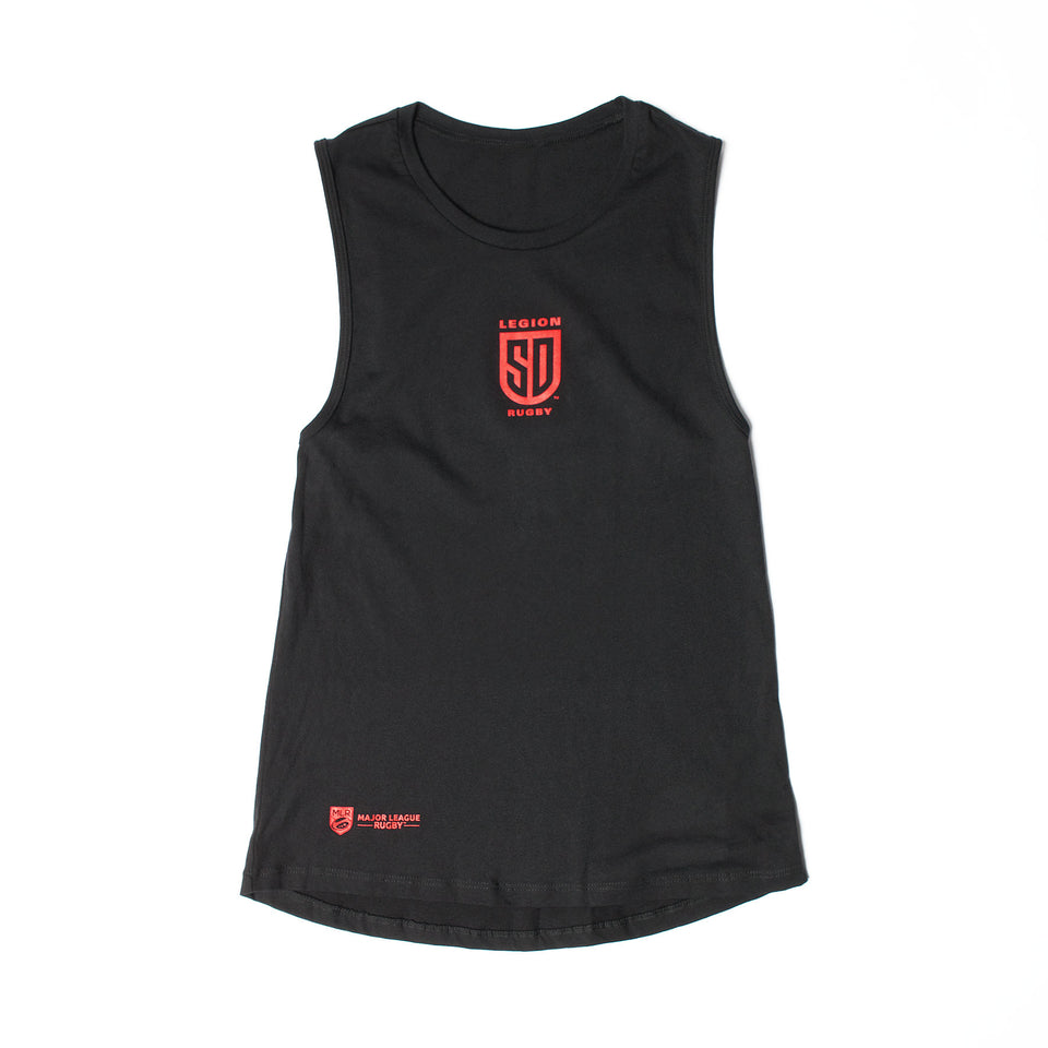 SD LEGION Women's Muscle Tank