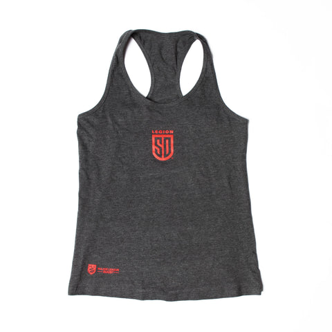 SD LEGION Women's Racer Back Tank