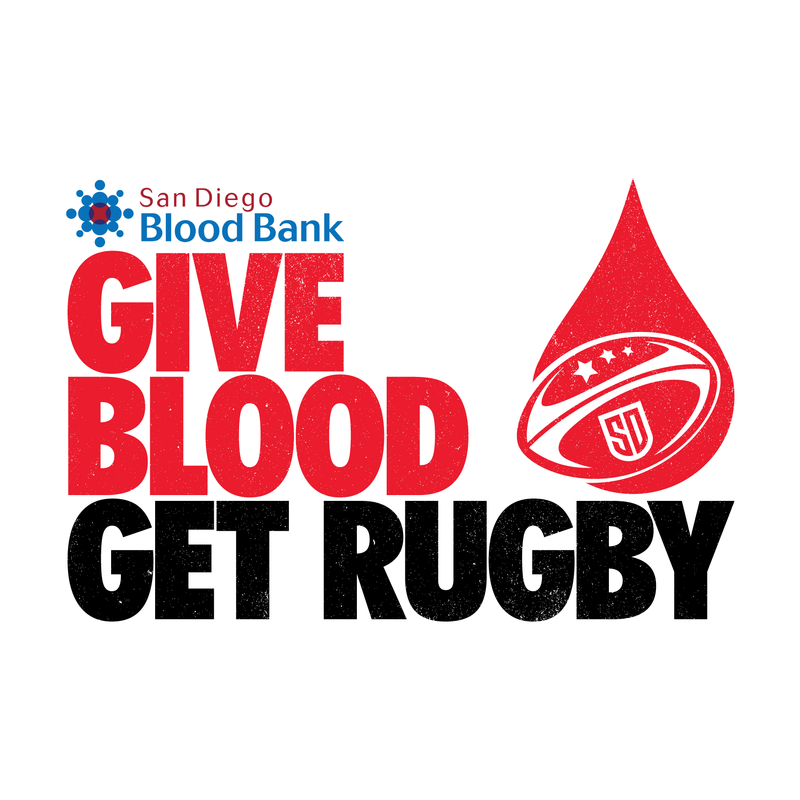 Give Blood, Get Rugby