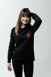 SD LEGION Shield Black Pullover Sweatshirt
