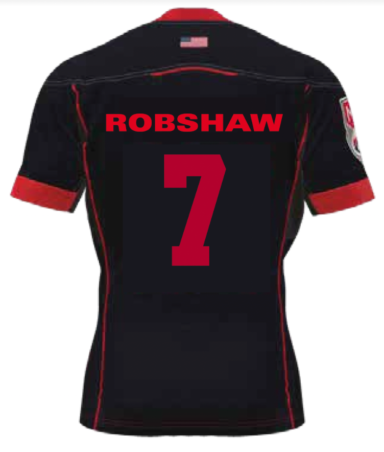 Chris Robshaw Replica Jersey 2021