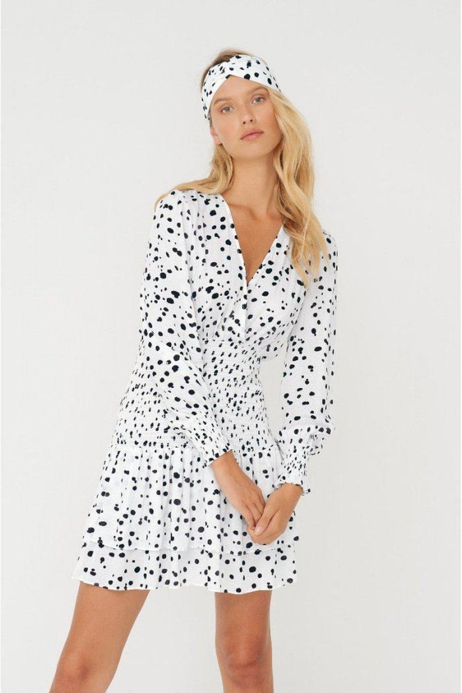 Load image into Gallery viewer, Dalmation Dress Dresses Sheike