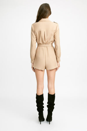 Load image into Gallery viewer, Montmarte Playsuit Kookai
