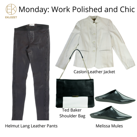 Evonya Easley - Monday Outfit of the Week   eKlozet Luxury Consignment