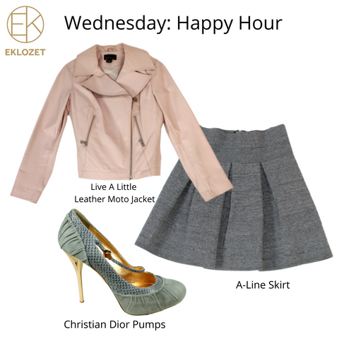 Evonya Easley - Wednesday Outfit of the Week   eKlozet Luxury Consignment