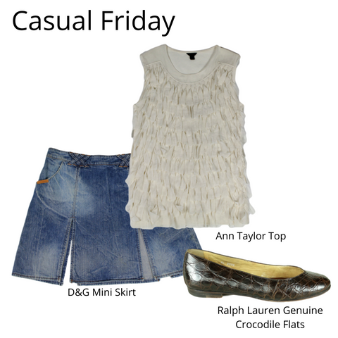 eKlozet Designer Consignment | Outfits of the Week Sheer Friday