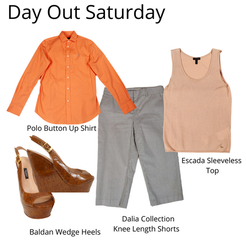 Saturday Outfits of the Week 3/22/21 - eKlozet Luxury Consignment