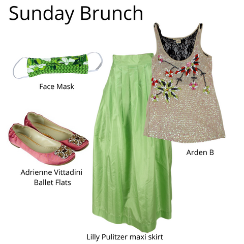 Sunday Outfits of the Week 3/22/21 - eKlozet Luxury Consignment