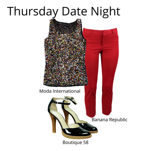 Thursday Outfits of the Week 3/22/21 - eKlozet Luxury Consignment