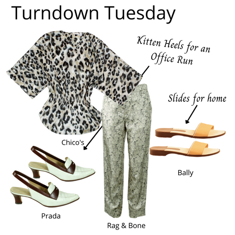 Tuesday Outfits of the Week 3/22/21 - eKlozet Luxury Consignment