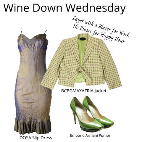 Wednesday Outfits of the Week 3/22/21 - eKlozet Luxury Consignment