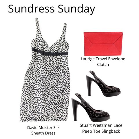 eKlozet Designer Consignment | Outfits of the Week Sheer Sunday