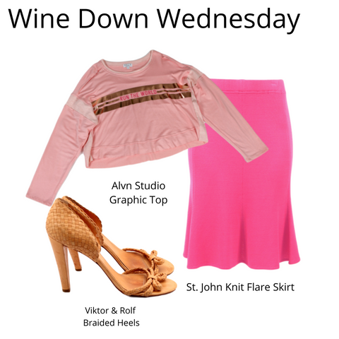 eKlozet Designer Consignment | Outfits of the Week Sheer Wednesday
