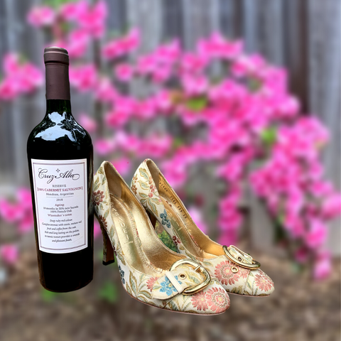 Wine IsShoes