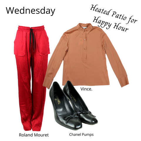 eKlozet Outfits of the Week - Wednesday