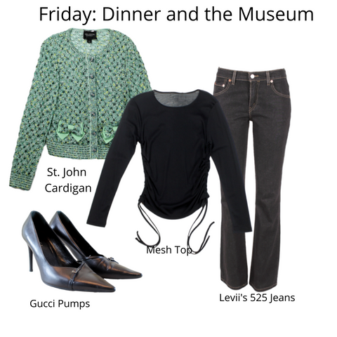 eKlozet Outfits of the Week Friday