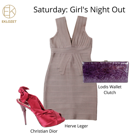 Outfit of the Week | eKlozet Luxury Consignment
