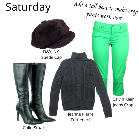 eKlozet Outfits of the Week - Saturday