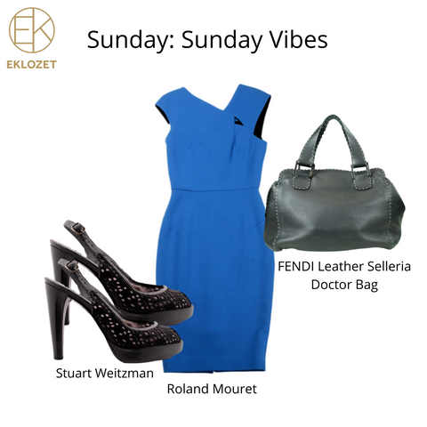 eKlozet Luxury Consignment | Outfits of the Week
