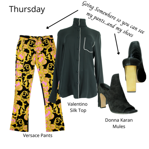 eKlozet Outfits of the Week - Thursday