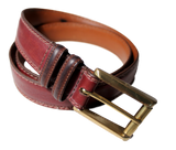 JOHNSTON & MURPHY BELT - eKlozet Luxury Consignment