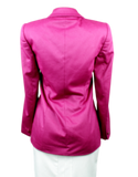Escada Fuchsia Blazer Back - eKlozet Luxury Consignment Boutique