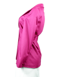 Escada Fuchsia Blazer Side  - eKlozet Luxury Consignment Boutique
