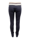 CHANEL LOW-RISE SKINNY JEANS
