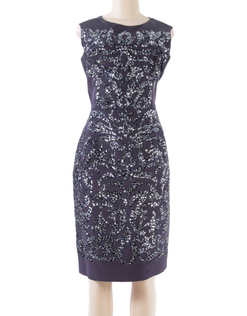 CHRISTIAN DIOR EMBELLISHED DRESS - eKlozet Luxury Consignment