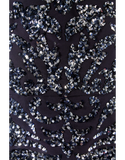 CHRISTIAN DIOR EMBELLISHED DRESS