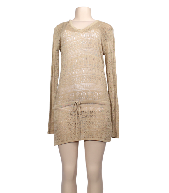 VENUS CROCHET TUNIC - eKlozet Luxury Consignment