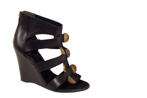 BALENCIAGA GLADIATOR WEDGES