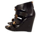 BALENCIAGA GLADIATOR WEDGES - eKlozet Luxury Consignment