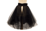 FENDI SHEER TULLE A-LINE SKIRT - eKlozet Luxury Consignment