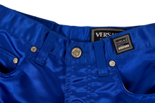 VERSACE COUTURE SATIN JEANS