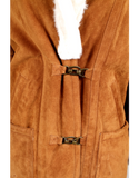 GALLERY SUEDE LEATHER JACKET