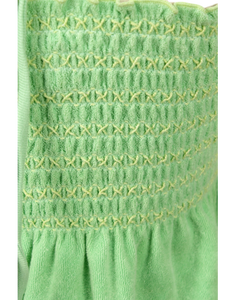 JUICY COUTURE TERRY CLOTH COVER-UP