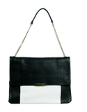 Ted Baker London Phellia Colorblock Leather Satchel w/ Tags - eKlozet Luxury Consignment