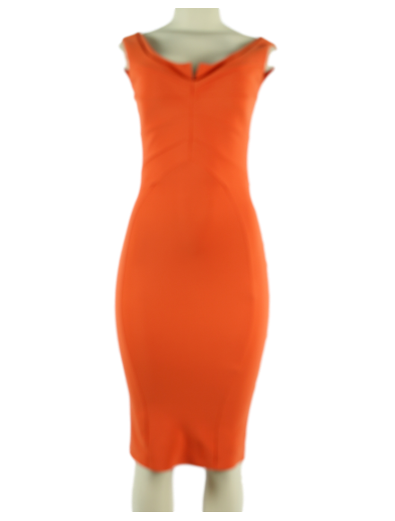 Chiara Boni Body-Con Sleeveless Dress