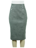 KAREN MILLEN Knee-Length Pencil Skirt - eKlozet Luxury Consignment