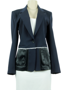 DKNY Abstract Blazer - eKlozet Luxury Consignment