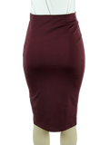 T By Alexander Wang Pencil Skirt - eKlozet Luxury Consignment
