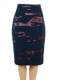 ESCADA Structured Pencil Skirt - eKlozet Luxury Consignment