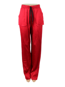 Roland Mouret Textured Palazzo Pants w/ tags - eKlozet Luxury Consignment