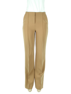 Diane Von Furstenberg Pleat Front Pants w/ Tags - eKlozet Luxury Consignment