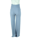 Roland Mouret High Waisted Wide Leg Pants w/ Tags - eKlozet Luxury Consignment