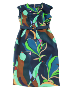 Ted Baker Sleeveless Floral Dress