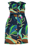 Ted Baker Sleeveless Floral Dress - eKlozet Luxury Consignment