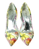 Guess by Marciano Floral Pumps  Front- eKlozet Luxury Consignment