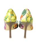 Guess by Marciano Floral Pumps  Back- eKlozet Luxury Consignment